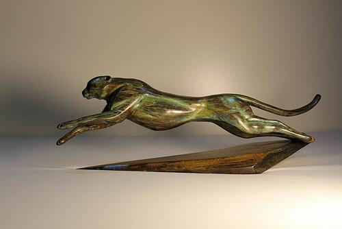 The Chase Maquette