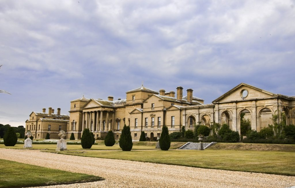Holkham Hall Antiques Fair