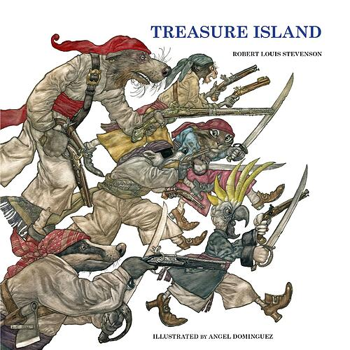 Treasure Island - Standard Limited Edition