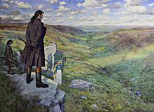 The Heights were Heathcliff's land