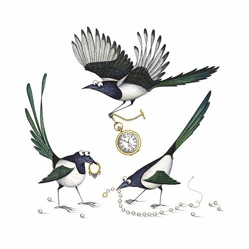 A Mischief of Magpies