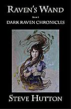 Raven's Wand - Paperback